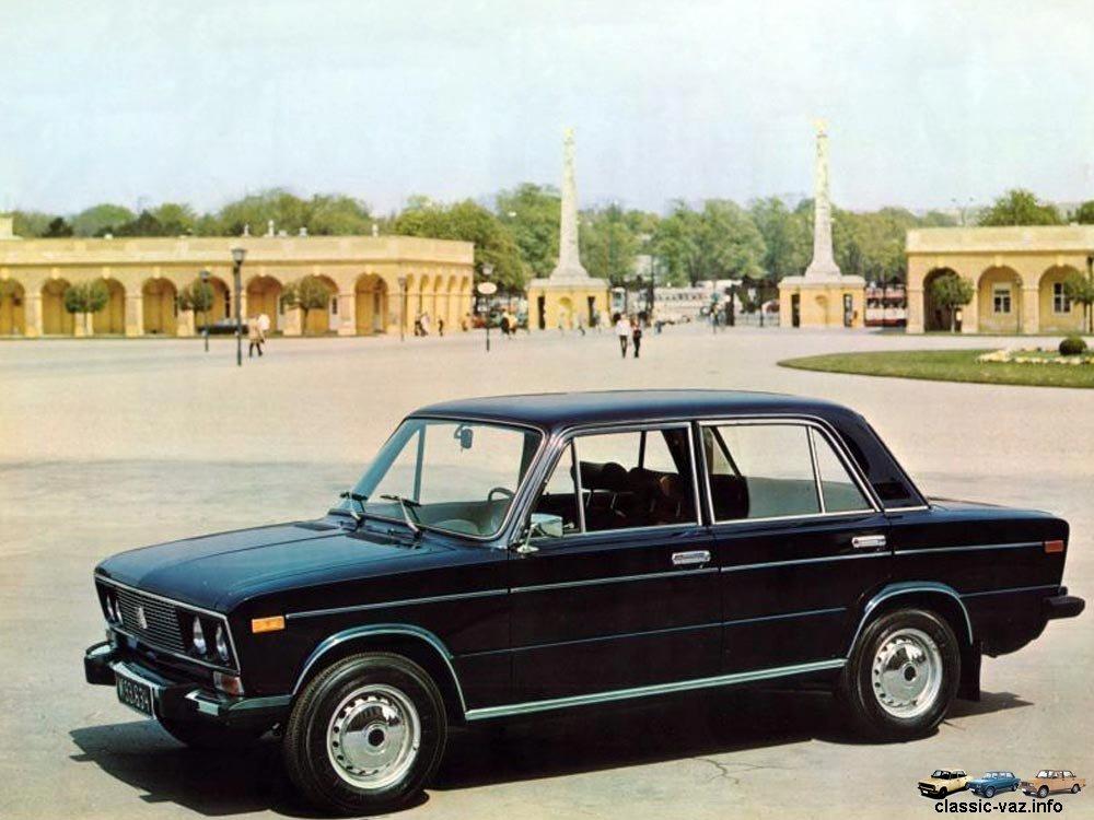 ВАЗ-2106 выпускался Волжским автомобильным заводом...  ВАЗ-2106 является, пожалуй, самым массовым советским...