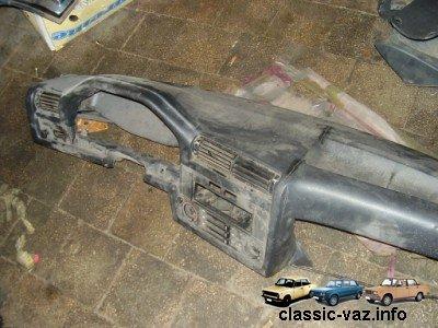 Торпеда BMW E30 в ВАЗ 2101,
