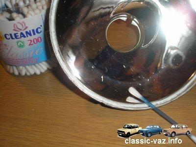 1234629902 angelskie glazki 14 - Фары ангельские глазки на ваз 2106
