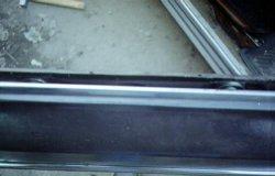 Замена на ВАЗ 2101, 2103 2106 стекол с ветровичками на сплошные от 2105-2107
