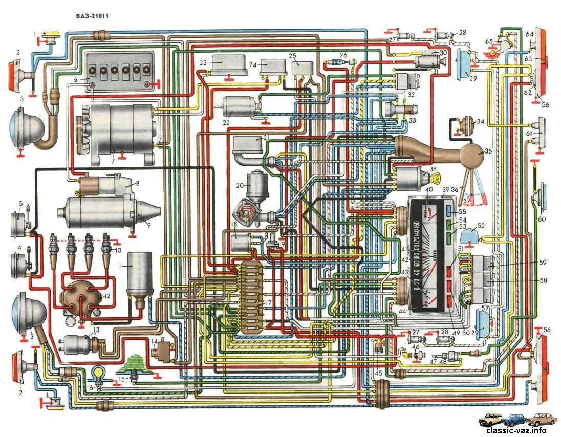 схема подключения электро вентилятора на ваз 2105