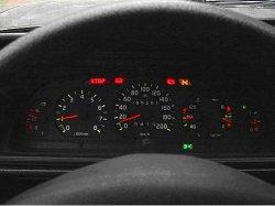 Приборная панель от ГАЗ 3110 в ВАЗ 2104-2105-2107