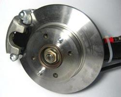 Задние дисковые тормоза на ВАЗ 2101, 2103, 2104, 2105, 2106, 2107