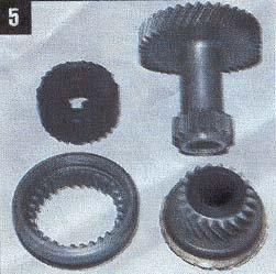 Переделка 4-х ступенчатой КПП в 5-ти ступенчатую